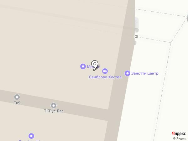 АРБ инжиниринг на карте Москвы
