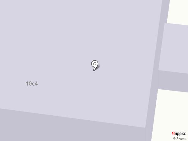 Антидопинговый центр, ФГБУ на карте Москвы