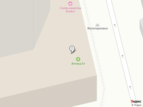 Хмель и Солод на карте Москвы