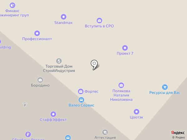 ЕАЕ Электрик на карте Москвы