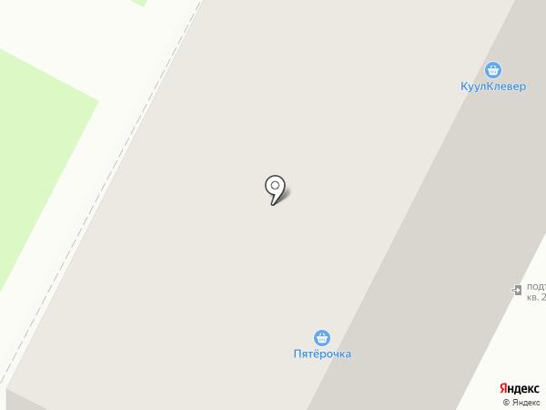 Мой Ашан на карте Москвы