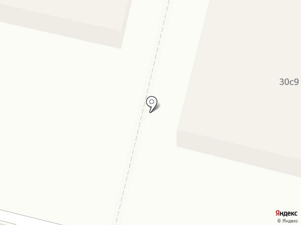 А-молоко на карте Москвы