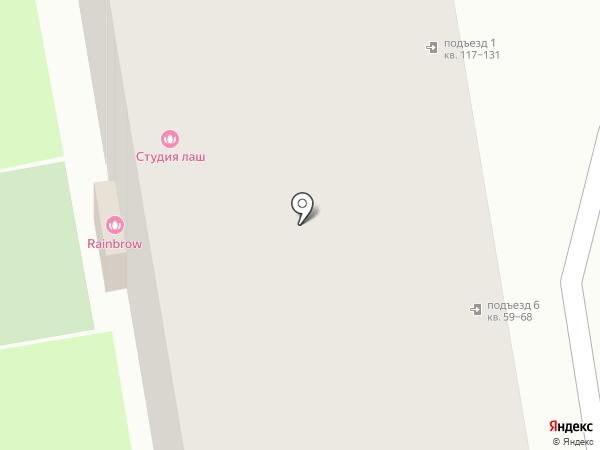 Почтальон Сервис на карте Москвы