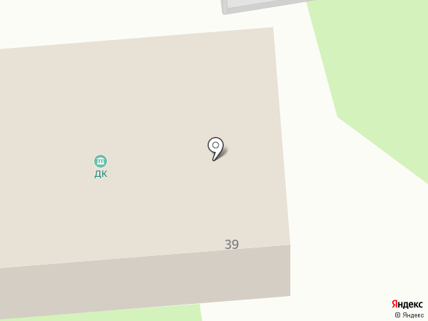 Фельдшерско-акушерский пункт на карте Болтино