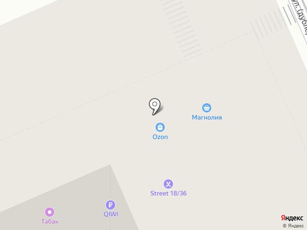 Сшито-Круто на карте Москвы