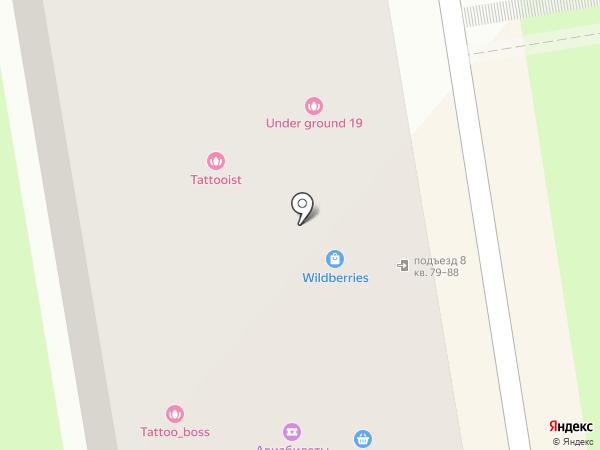 ВИКОНСАЛТИНГЦЕНТР на карте Москвы