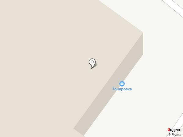 ВотерФло на карте Москвы