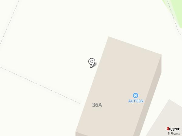 Lucky Suvlaki на карте Москвы
