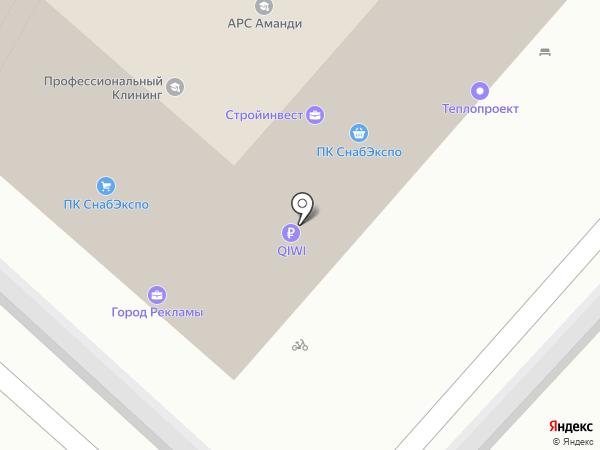 Бюро юридического консалтинга на карте Москвы