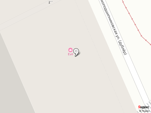 EVIL TATTOO на карте Москвы