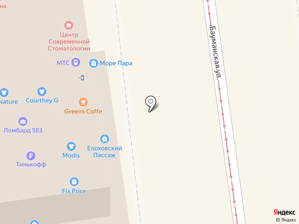 ИКБ Логос на карте Москвы