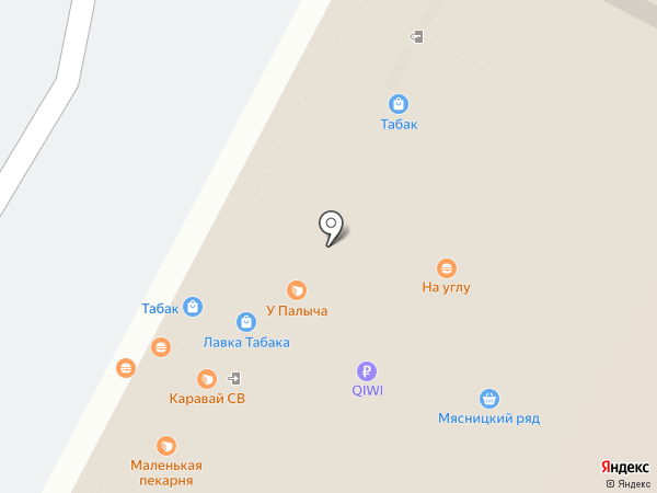 GreenStore на карте Москвы
