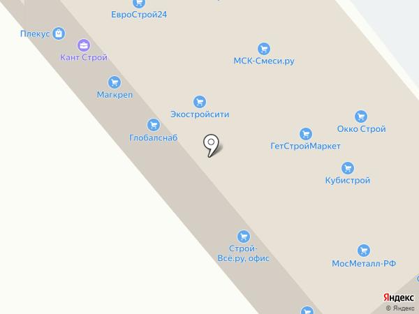 Areastroy.ru на карте Мытищ