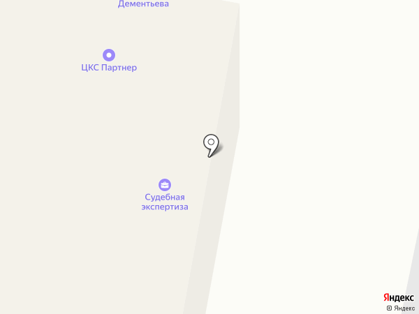 Студия Алены Бардовой на карте Москвы