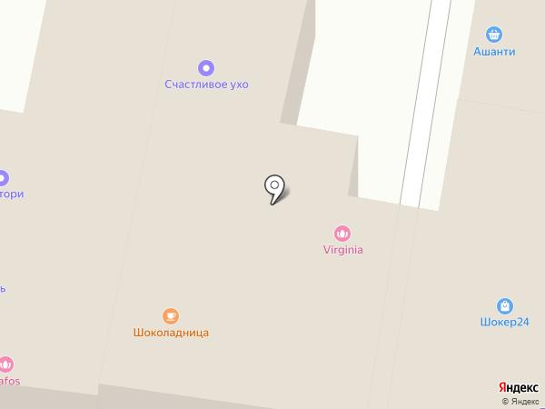 TopShorts на карте Москвы