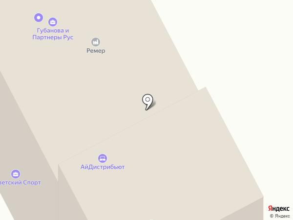 Snlab на карте Москвы