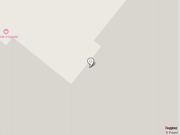 Шиномонтаж от дяди Жени на карте Москвы