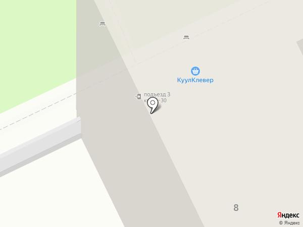Домус-СТ на карте Москвы