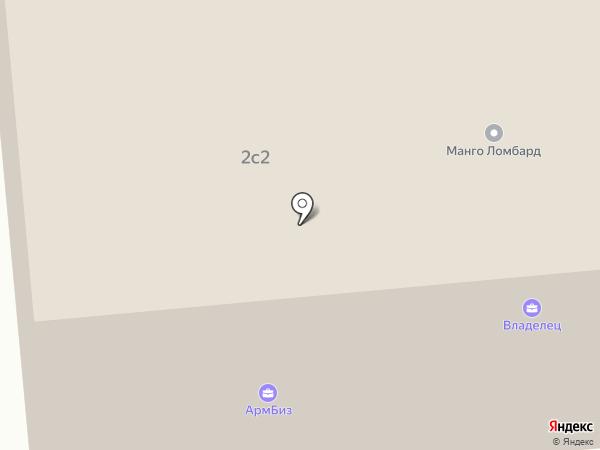 АКБ Инвестторгбанк на карте Москвы