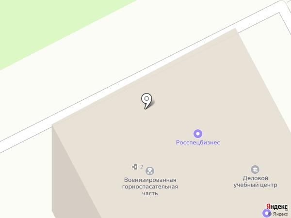 Мосмебельгрупп на карте Москвы