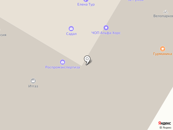 Wheelie PUB на карте Москвы