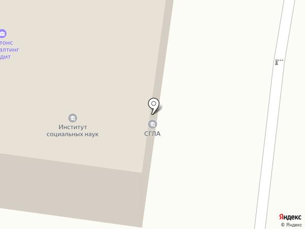 AlpStroyGroup на карте Москвы