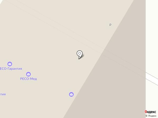 Эко-Лайн на карте Москвы