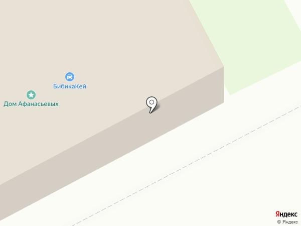 Потолок МС на карте Москвы