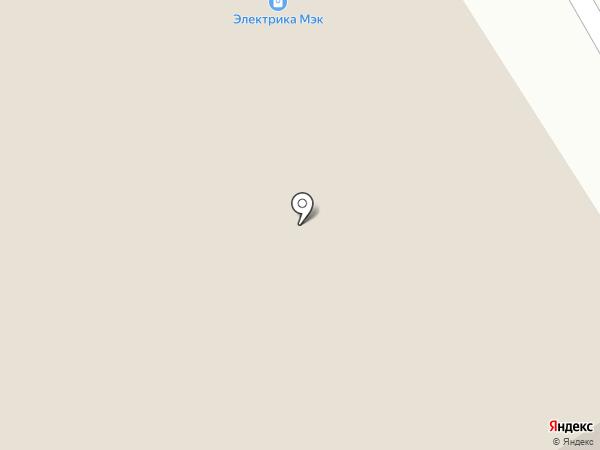 Магкреп на карте Мытищ