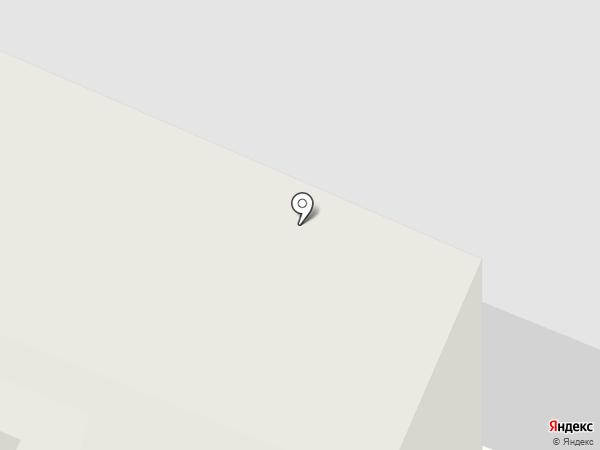 Автослон на карте Москвы