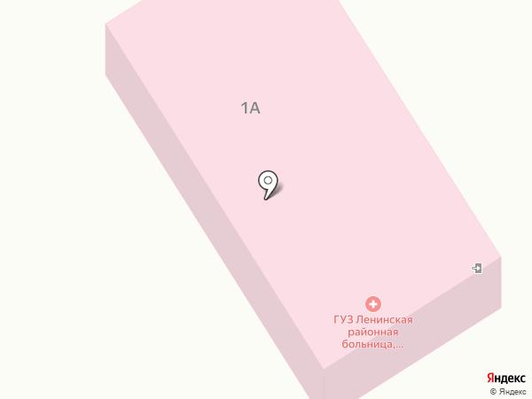 Ильинская амбулатория на карте Ильинки