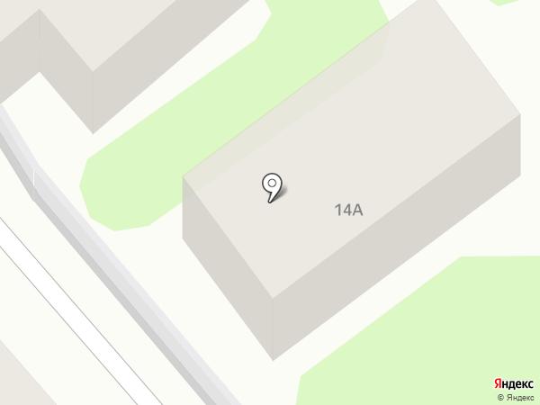 Dinston на карте Тулы