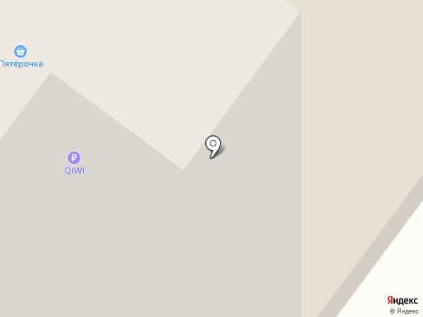 Сервисный центр на карте Москвы