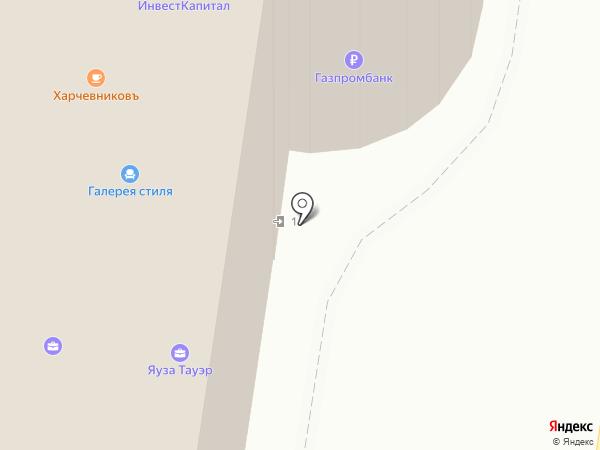 Gexer на карте Москвы