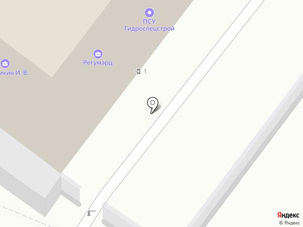 Theretro.ru на карте Москвы