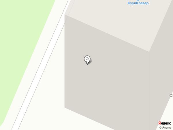 Сладкоежка на карте Москвы