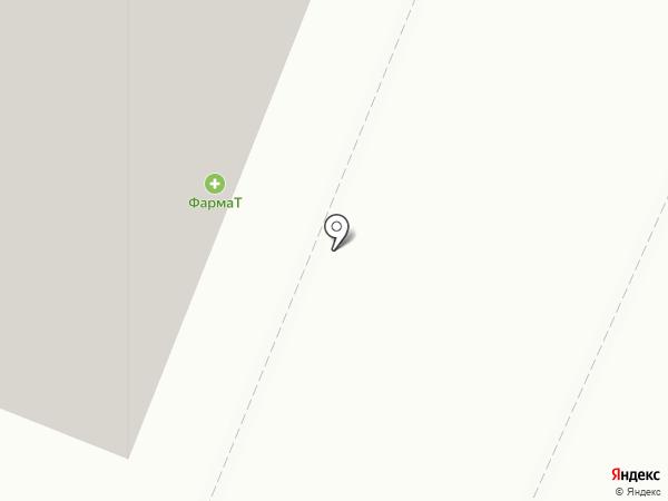 СДА-Электро на карте Москвы