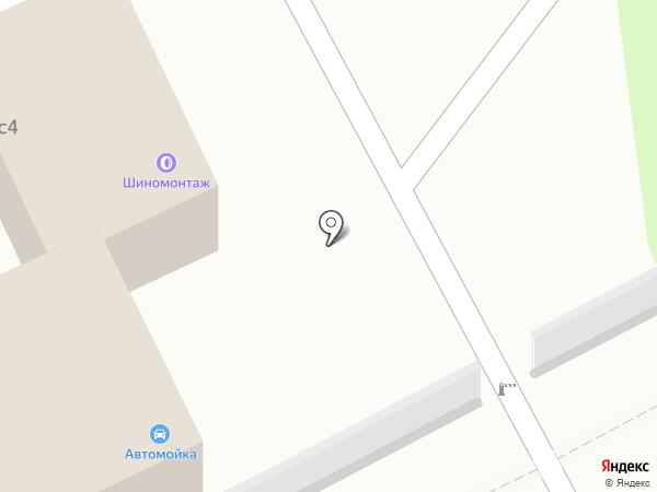 Капот & Фара на карте Москвы