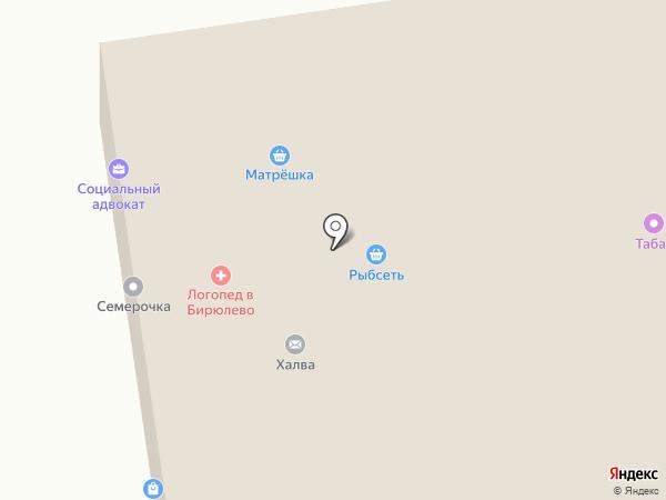Ломбард центральный на карте Москвы