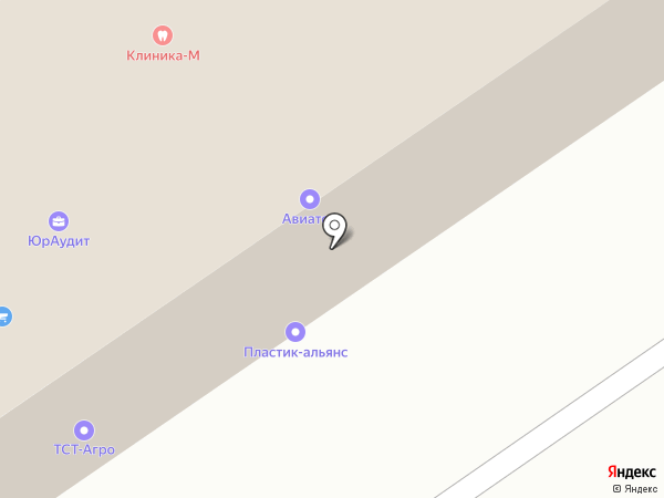 Игрушка на карте Видного