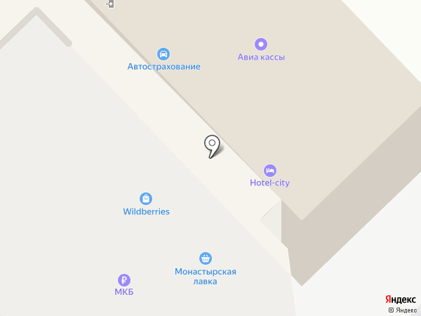 Гемотест на карте Видного