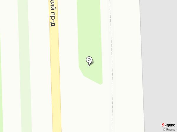 ХОЗМАГ на карте Тулы