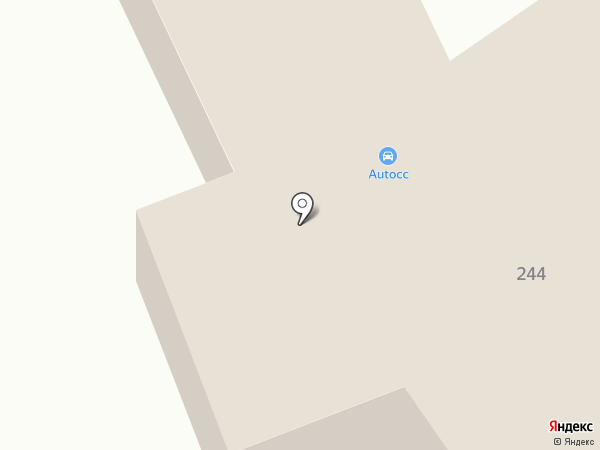 Auto CC на карте Видного