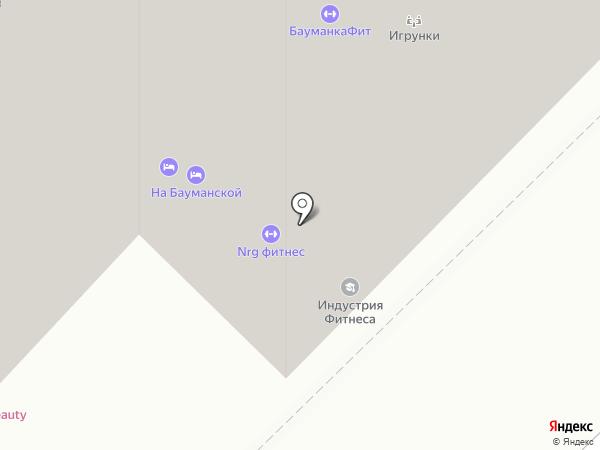 Лакшми на карте Москвы