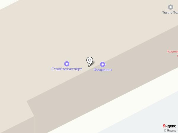 SmartFit24 на карте Москвы