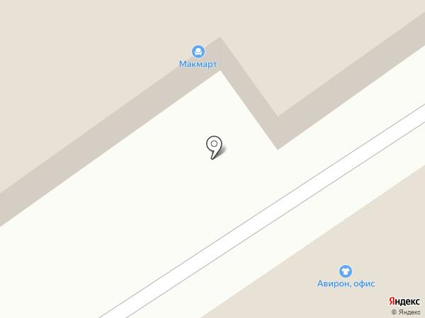 Юг на карте Видного