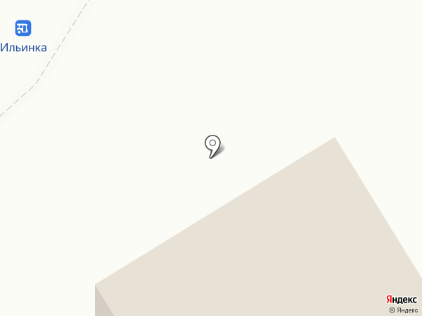 Дионис на карте Ильинки