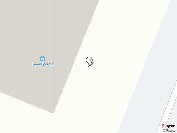 Парацельс на карте Москвы