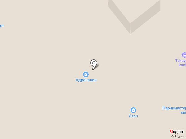 Магазин подарков и игрушек на карте Тулы