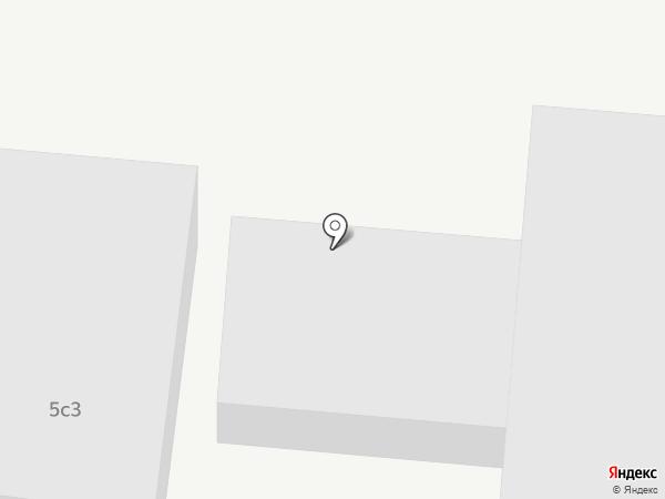 Автомоечно-шиномонтажный комплекс на карте Москвы